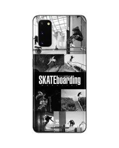 TransWorld SKATEboarding Magazine Galaxy S20 Skin