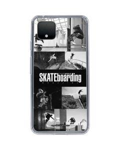 TransWorld SKATEboarding Magazine Google Pixel 4 Clear Case