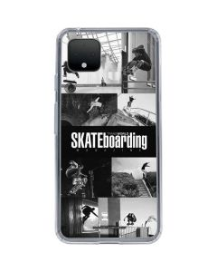 TransWorld SKATEboarding Magazine Google Pixel 4 XL Clear Case