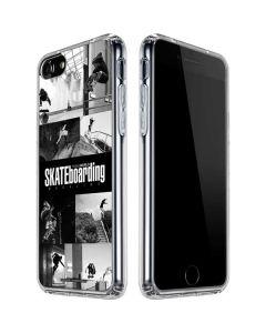 TransWorld SKATEboarding Magazine iPhone SE Clear Case
