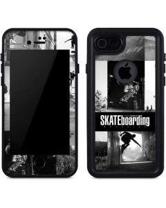 TransWorld SKATEboarding Magazine iPhone SE Waterproof Case
