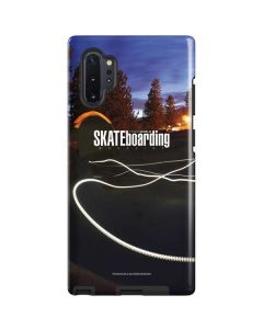 TransWorld SKATEboarding Skate Park Lights Galaxy Note 10 Plus Pro Case