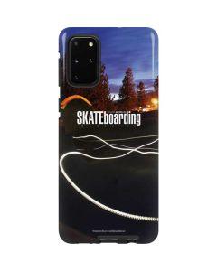 TransWorld SKATEboarding Skate Park Lights Galaxy S20 Plus Pro Case