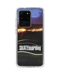 TransWorld SKATEboarding Skate Park Lights Galaxy S20 Ultra 5G Clear Case