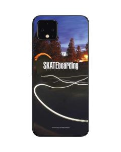TransWorld SKATEboarding Skate Park Lights Google Pixel 4 Skin