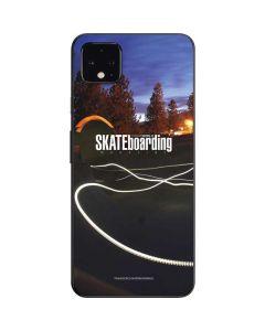 TransWorld SKATEboarding Skate Park Lights Google Pixel 4 XL Skin