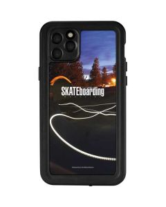 TransWorld SKATEboarding Skate Park Lights iPhone 11 Pro Max Waterproof Case