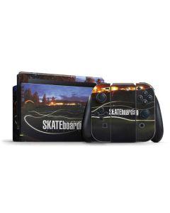 TransWorld SKATEboarding Skate Park Lights Nintendo Switch Bundle Skin