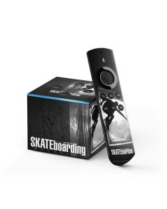 TransWorld SKATEboarding Wall Ride Fire TV Cube Skin