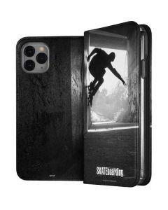 TransWorld SKATEboarding Wall Ride iPhone 11 Pro Folio Case