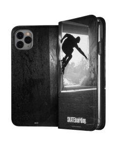 TransWorld SKATEboarding Wall Ride iPhone 11 Pro Max Folio Case