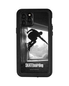 TransWorld SKATEboarding Wall Ride iPhone 11 Pro Waterproof Case