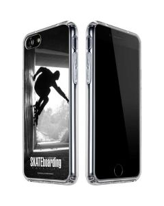 TransWorld SKATEboarding Wall Ride iPhone SE Clear Case