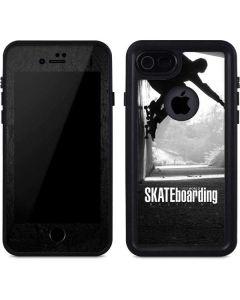 TransWorld SKATEboarding Wall Ride iPhone SE Waterproof Case