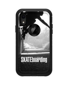 TransWorld SKATEboarding Wall Ride Otterbox Defender iPhone Skin