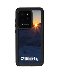 TransWorld SNOWboarding Dark Galaxy S20 Ultra 5G Waterproof Case