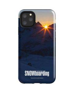 TransWorld SNOWboarding Dark iPhone 11 Pro Max Impact Case