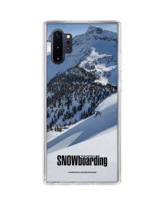 TransWorld SNOWboarding Galaxy Note 10 Plus Clear Case