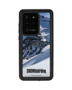TransWorld SNOWboarding Galaxy S20 Ultra 5G Waterproof Case