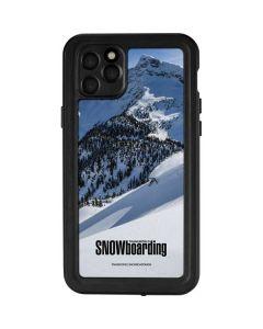 TransWorld SNOWboarding iPhone 11 Pro Max Waterproof Case