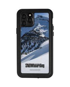 TransWorld SNOWboarding iPhone 11 Pro Waterproof Case