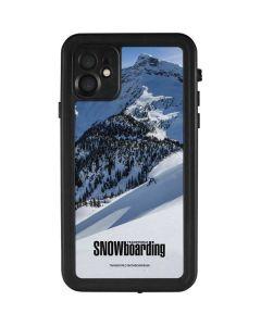TransWorld SNOWboarding iPhone 11 Waterproof Case