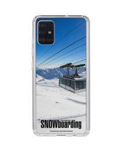 TransWorld SNOWboarding Lift Galaxy A51 Clear Case