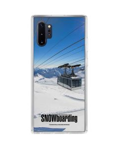 TransWorld SNOWboarding Lift Galaxy Note 10 Plus Clear Case