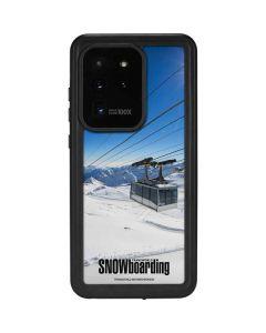 TransWorld SNOWboarding Lift Galaxy S20 Ultra 5G Waterproof Case