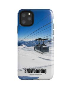 TransWorld SNOWboarding Lift iPhone 11 Pro Max Impact Case
