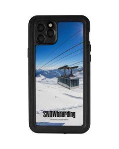 TransWorld SNOWboarding Lift iPhone 11 Pro Max Waterproof Case