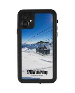 TransWorld SNOWboarding Lift iPhone 11 Waterproof Case