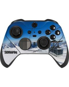 TransWorld SNOWboarding Lift Xbox Elite Wireless Controller Series 2 Skin