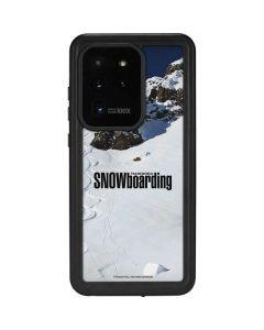 TransWorld SNOWboarding Mountain Galaxy S20 Ultra 5G Waterproof Case