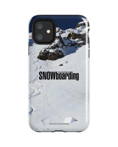 TransWorld SNOWboarding Mountain iPhone 11 Impact Case