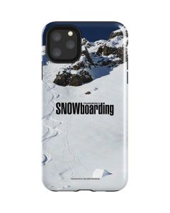 TransWorld SNOWboarding Mountain iPhone 11 Pro Max Impact Case