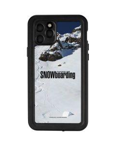 TransWorld SNOWboarding Mountain iPhone 11 Pro Waterproof Case