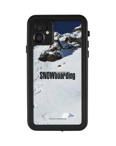 TransWorld SNOWboarding Mountain iPhone 11 Waterproof Case