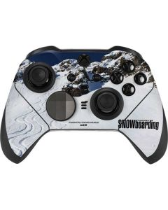 TransWorld SNOWboarding Mountain Xbox Elite Wireless Controller Series 2 Skin