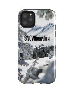 TransWorld SNOWboarding Peaking iPhone 11 Pro Max Impact Case