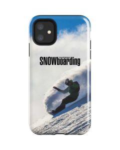 TransWorld SNOWboarding Rider iPhone 11 Impact Case