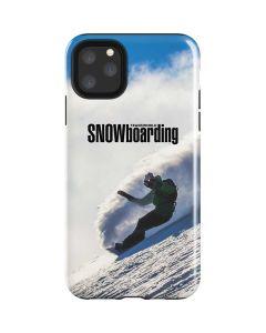 TransWorld SNOWboarding Rider iPhone 11 Pro Max Impact Case