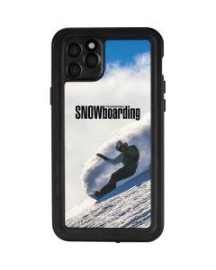 TransWorld SNOWboarding Rider iPhone 11 Pro Max Waterproof Case