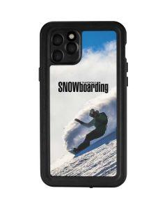 TransWorld SNOWboarding Rider iPhone 11 Pro Waterproof Case