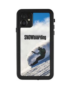 TransWorld SNOWboarding Rider iPhone 11 Waterproof Case