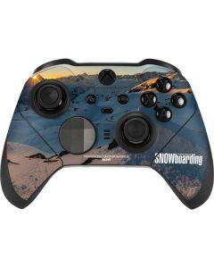 TransWorld SNOWboarding Shadows Xbox Elite Wireless Controller Series 2 Skin