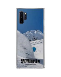 TransWorld SNOWboarding Shred Galaxy Note 10 Plus Clear Case