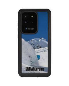TransWorld SNOWboarding Shred Galaxy S20 Ultra 5G Waterproof Case