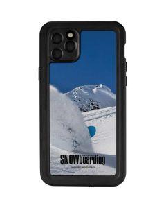 TransWorld SNOWboarding Shred iPhone 11 Pro Max Waterproof Case