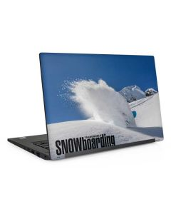 TransWorld SNOWboarding Shred Dell Latitude Skin